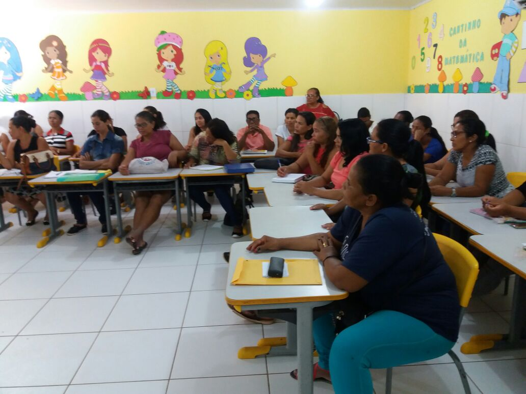 Pnaic Mais De 100 Professores Participam De Formação